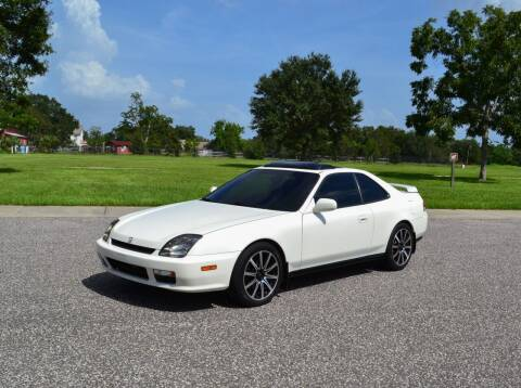 2001 Honda Prelude for sale at P J'S AUTO WORLD-CLASSICS in Clearwater FL