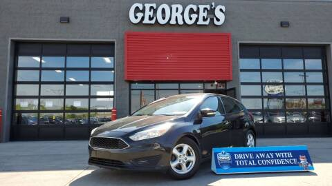 2015 Ford Focus for sale at George's Used Cars - Pennsylvania & Allen in Brownstown MI