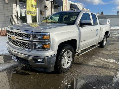 2015 Chevrolet Silverado 1500 for sale at Best Price Auto Sales in Methuen MA