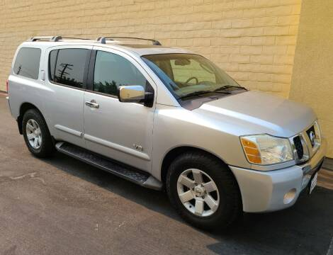 2006 Nissan Armada for sale at Cars To Go in Sacramento CA