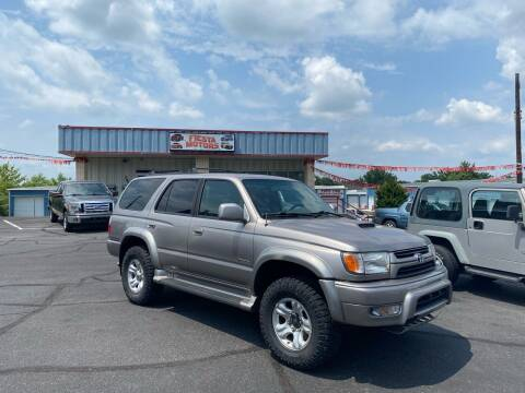 2002 Toyota 4Runner for sale at FIESTA MOTORS in Hagerstown MD
