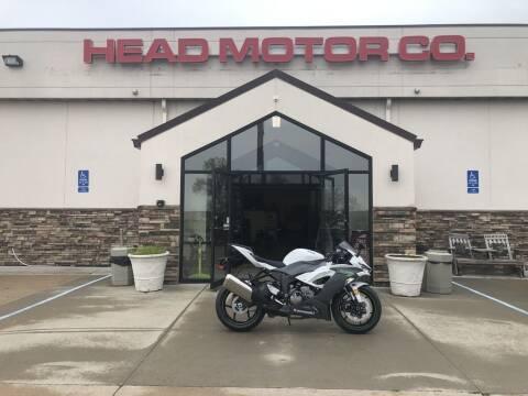 2021 Kawasaki Ninja ZX-6R for sale at Head Motor Company - Head Indian Motorcycle in Columbia MO