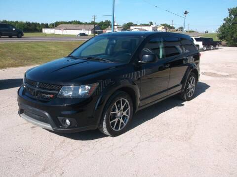 2016 Dodge Journey for sale at AUTO TOPIC in Gainesville TX