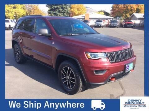 2018 Jeep Grand Cherokee for sale at Carmart 360 Missoula in Missoula MT