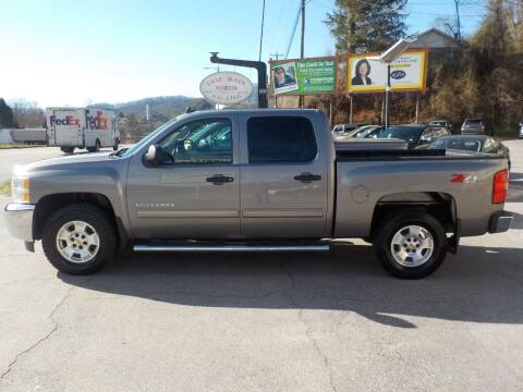 2013 Chevrolet Silverado 1500 for sale at EAST MAIN AUTO SALES in Sylva NC