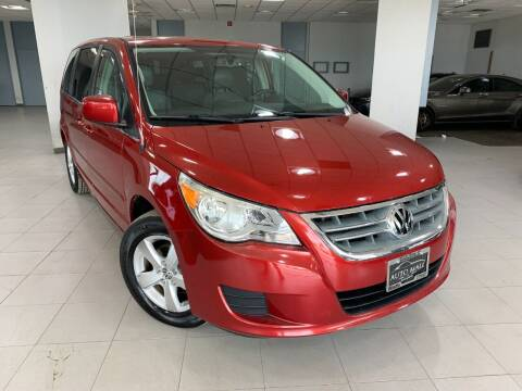 2010 Volkswagen Routan for sale at Auto Mall of Springfield in Springfield IL