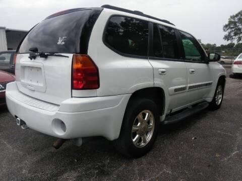 2002 GMC Envoy for sale at JacksonvilleMotorMall.com in Jacksonville FL