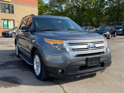 2014 Ford Explorer for sale at Car Source in Detroit MI