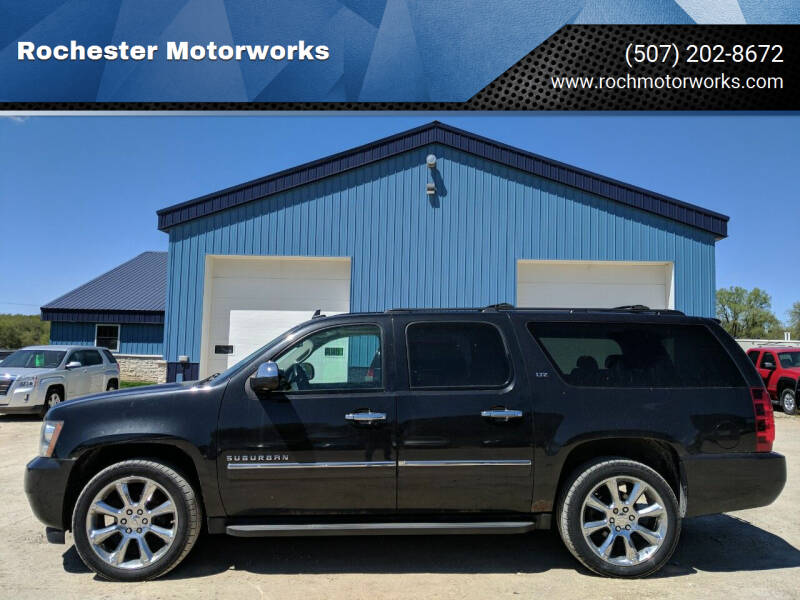 2010 Chevrolet Suburban for sale at Rochester Motorworks in Rochester MN