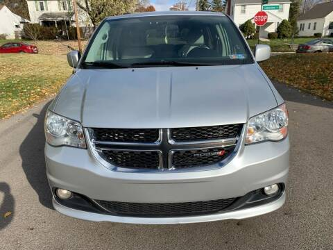 2011 Dodge Grand Caravan for sale at Via Roma Auto Sales in Columbus OH