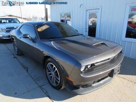 2019 Dodge Challenger for sale at TWIN RIVERS CHRYSLER JEEP DODGE RAM in Beatrice NE
