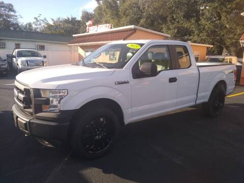 2015 Ford F-150 for sale at Gold Motors Auto Group Inc in Tampa FL