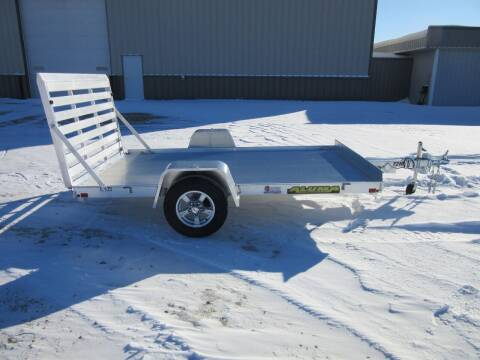 2022 Aluma 7210-TG for sale at Nore's Auto & Trailer Sales - Utility Trailers in Kenmare ND