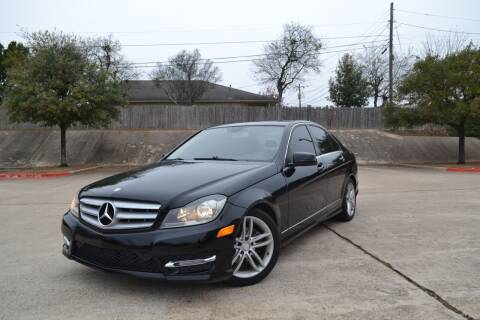 2013 Mercedes-Benz C-Class for sale at Royal Auto LLC in Austin TX