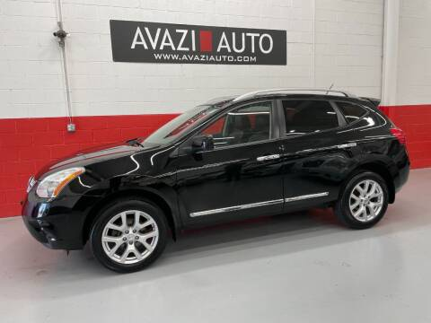 2012 Nissan Rogue for sale at AVAZI AUTO GROUP LLC in Gaithersburg MD