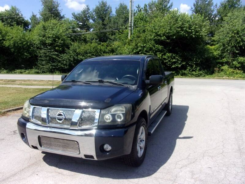2011 Nissan Titan for sale at Auto Sales Sheila, Inc in Louisville KY