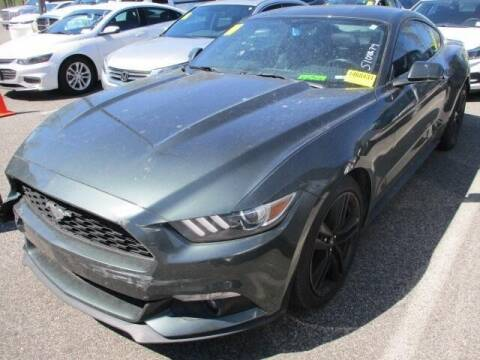 2015 Ford Mustang for sale at Cj king of car loans/JJ's Best Auto Sales in Troy MI