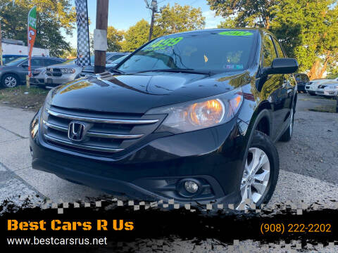 2013 Honda CR-V for sale at Best Cars R Us in Plainfield NJ