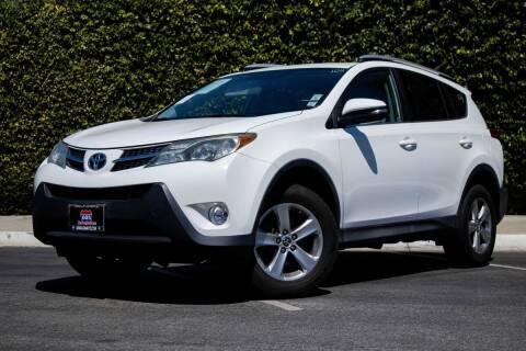 2015 Toyota RAV4 for sale at 605 Auto  Inc. in Bellflower CA