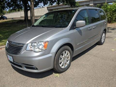 2015 Chrysler Town and Country for sale at EXECUTIVE AUTOSPORT in Portland OR