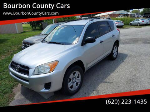 2010 Toyota RAV4 for sale at Bourbon County Cars in Fort Scott KS