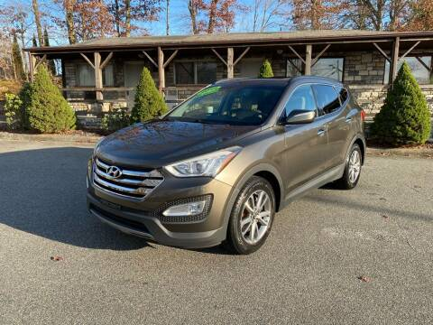 2014 Hyundai Santa Fe Sport for sale at Highland Auto Sales in Boone NC