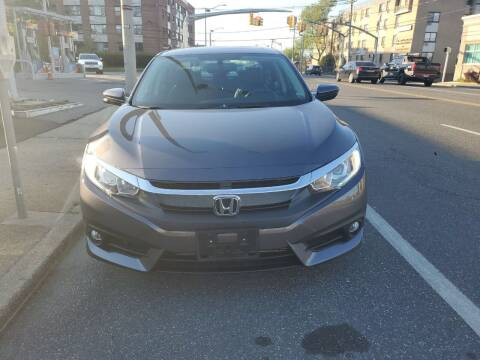 2018 Honda Civic for sale at OFIER AUTO SALES in Freeport NY