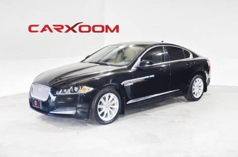 2013 Jaguar XF for sale at CarXoom in Marietta GA
