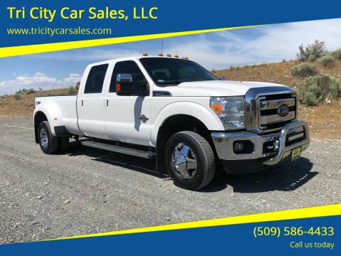 2014 Ford F-350 Super Duty for sale at Tri City Car Sales, LLC in Kennewick WA