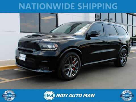 2020 Dodge Durango for sale at INDY AUTO MAN in Indianapolis IN