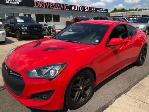 2013 Hyundai Genesis Coupe for sale at DriveSmart Auto Sales in West Chester OH