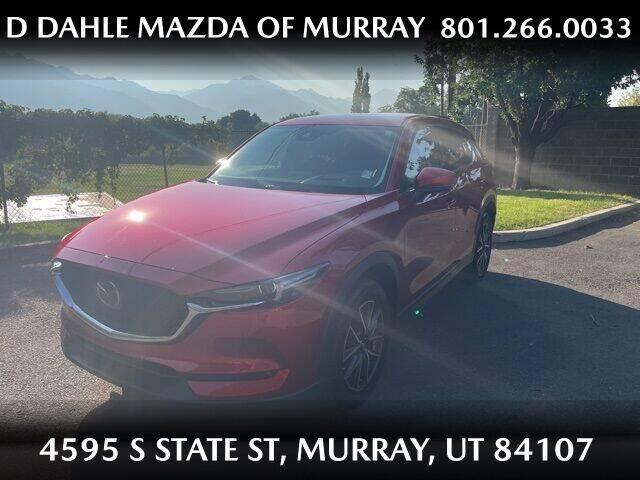 2017 Mazda CX-5 for sale at D DAHLE MAZDA OF MURRAY in Salt Lake City UT