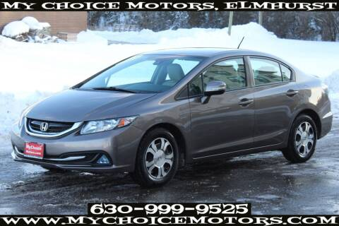 2013 Honda Civic for sale at Your Choice Autos - My Choice Motors in Elmhurst IL