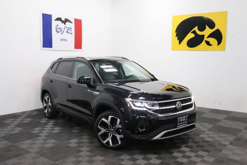 2022 Volkswagen Taos for sale in Iowa City, IA