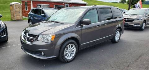 2019 Dodge Grand Caravan for sale at Gallia Auto Sales in Bidwell OH