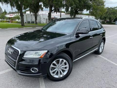 2016 Audi Q5 for sale at CHECK AUTO, INC. in Tampa FL