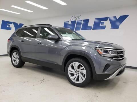 2021 Volkswagen Atlas for sale at HILEY MAZDA VOLKSWAGEN of ARLINGTON in Arlington TX