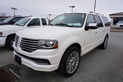 2015 Lincoln Navigator L for sale at Modern Motors - Thomasville INC in Thomasville NC