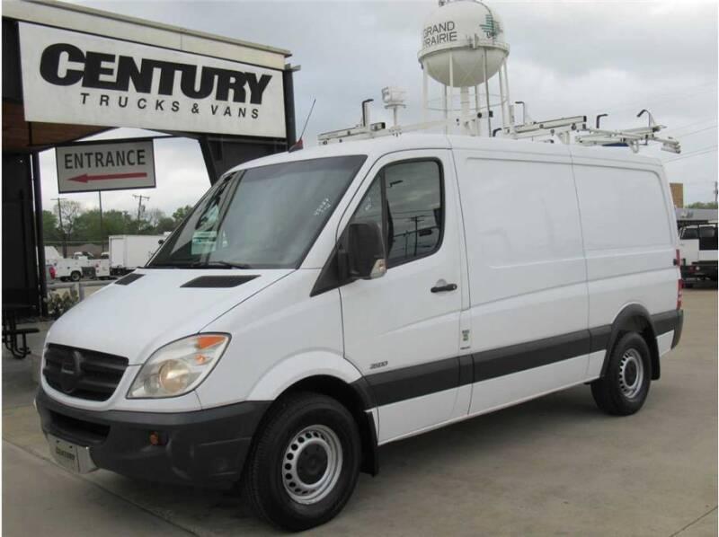 2011 Mercedes-Benz Sprinter Cargo for sale at CENTURY TRUCKS & VANS in Grand Prairie TX