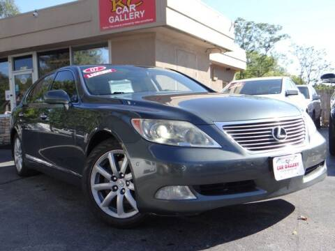 2007 Lexus LS 460 for sale at KC Car Gallery in Kansas City KS