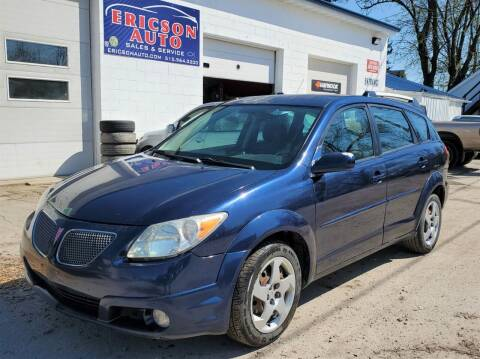 2008 Pontiac Vibe for sale at Ericson Auto in Ankeny IA
