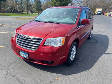 2010 Chrysler Town and Country for sale at Northstar Auto Sales LLC in Ham Lake MN