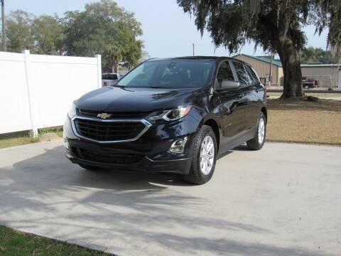 2020 Chevrolet Equinox for sale at D & R Auto Brokers in Ridgeland SC