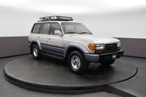 1997 Toyota Land Cruiser for sale at M & I Imports in Highland Park IL