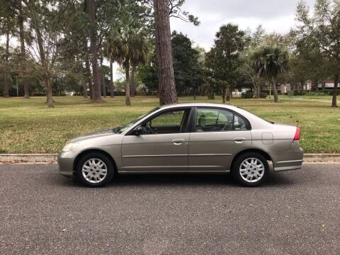 2005 Honda Civic for sale at Import Auto Brokers Inc in Jacksonville FL