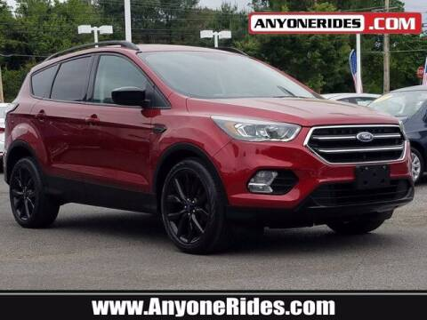 2017 Ford Escape for sale at ANYONERIDES.COM in Kingsville MD