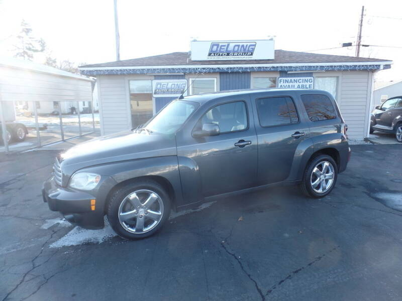 2011 Chevrolet HHR for sale at DeLong Auto Group in Tipton IN