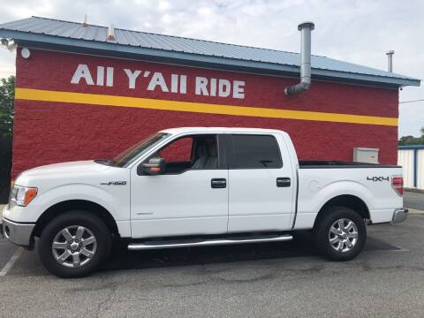 2013 Ford F-150 for sale at Big Daddy's Auto in Winston-Salem NC