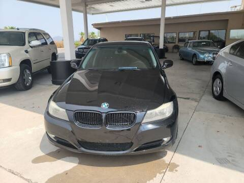 2011 BMW 3 Series for sale at Carzz Motor Sports in Fountain Hills AZ