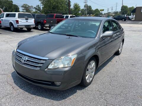 2007 Toyota Avalon for sale at Brewster Used Cars in Anderson SC